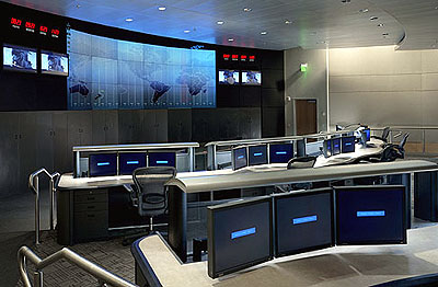 Command Center Furniture Design network operations center / noc furniture, technical furniture