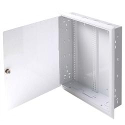 Home Network In Wall Mount Enclosure 14-5/8in x 21-5/8in x 3-3/4in