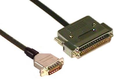 cisco router cable 60 pin dte to rs449 male 10