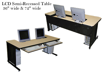 Conference Table Training Quot Computer Laptop Table Lcd